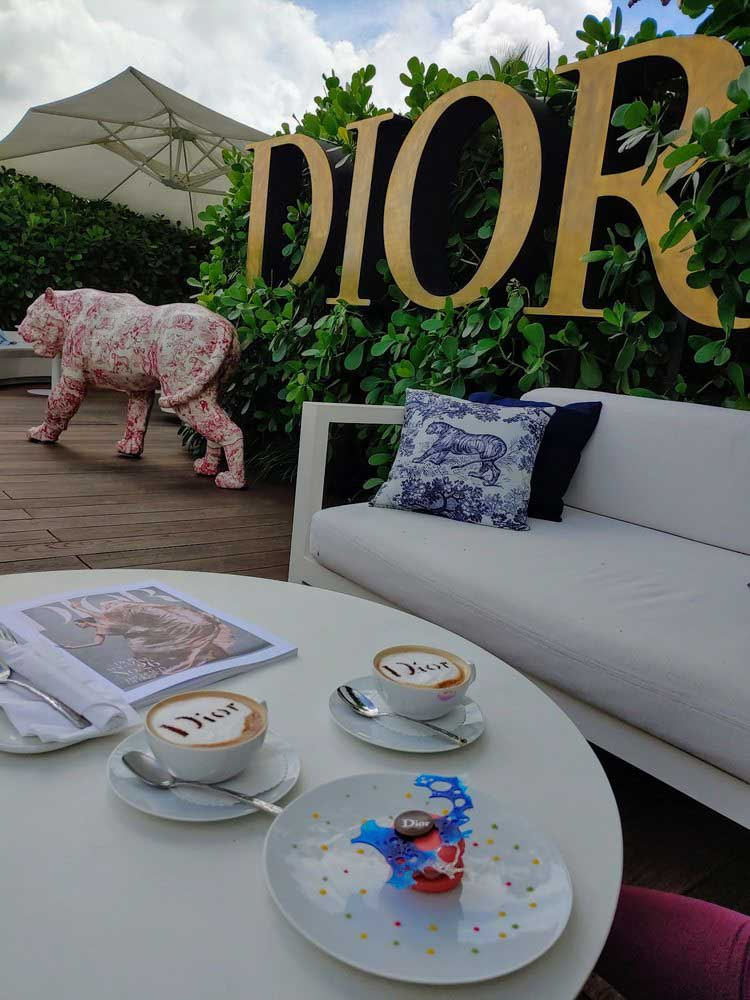 Darkhorse Dior Cafe DiorCafe3 362