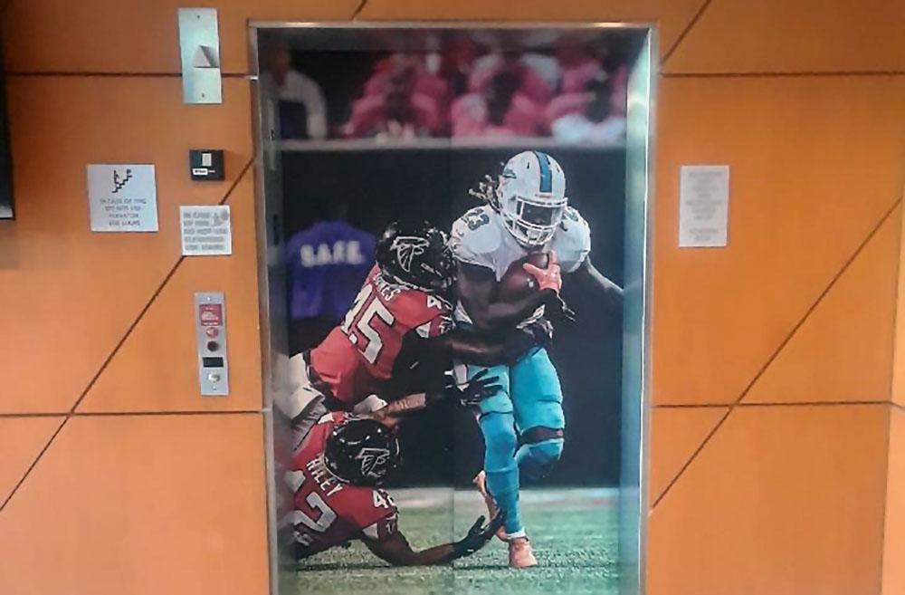 Darkhorse Elevator Wrap Miami Dolphins - Elevator Wrap2 149