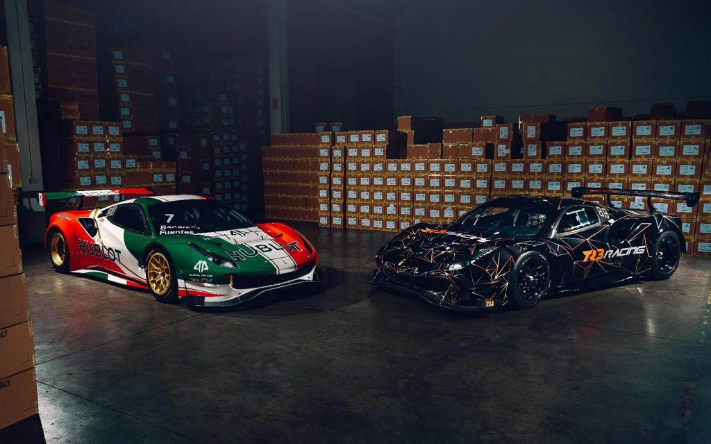 Hero-TR3 Racing Thumbnail