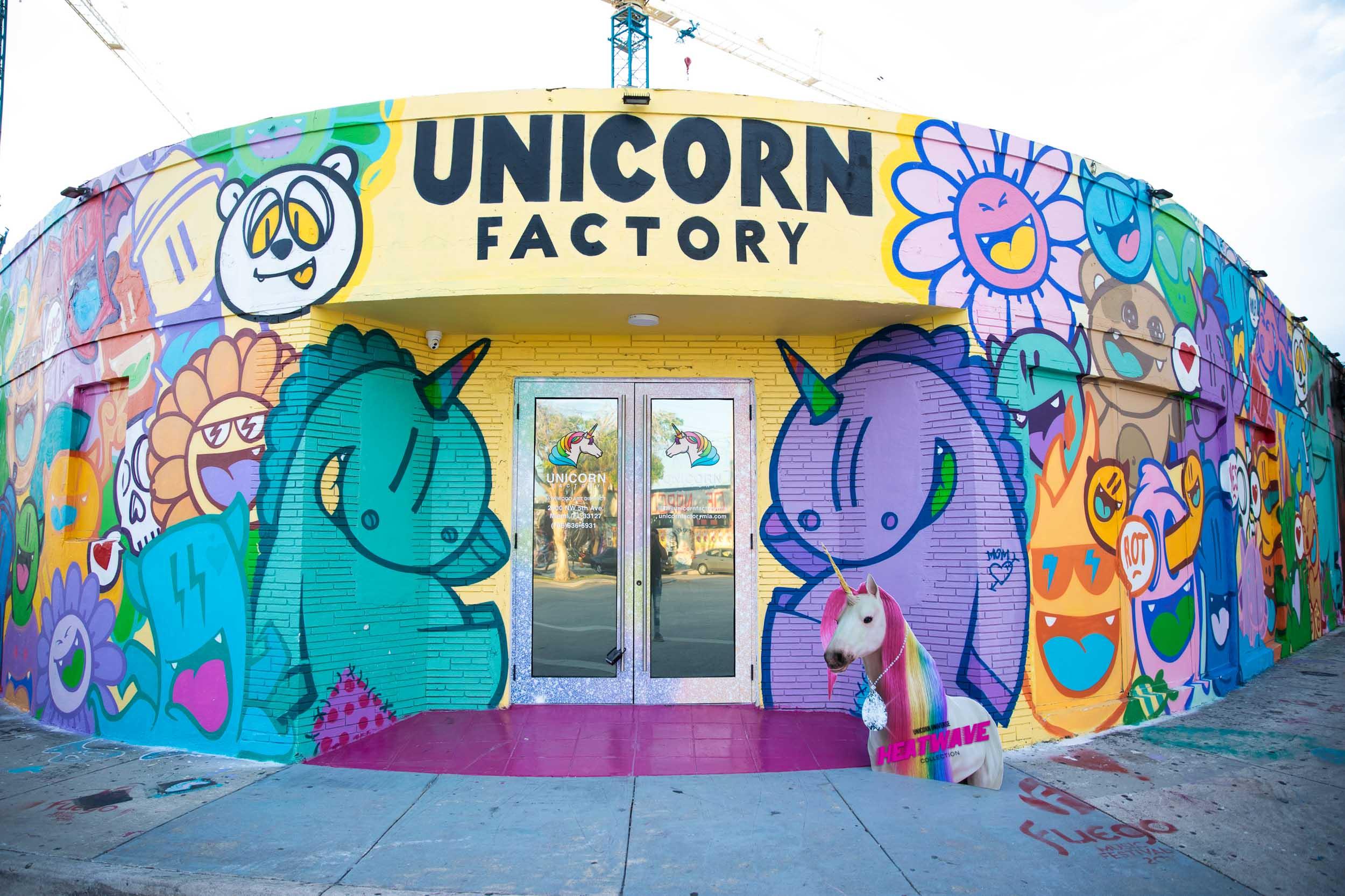 Hero-Unicorn Factory